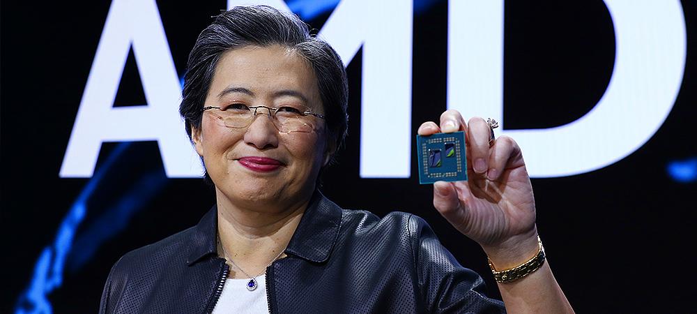Лиза Су, генеральный директор AMD, считает, что дефицит видеокарт снизится во второй половине 2022 года