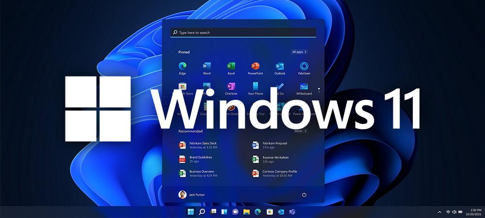 Состоялся релиз операционной системы Microsoft Windows 11