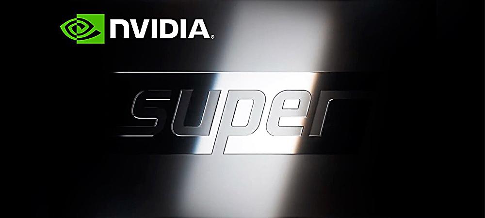 NVIDIA тизерит нечто с логотипом «Super»