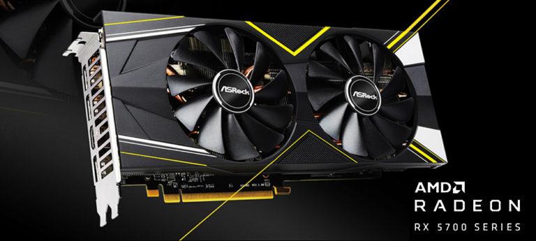 ASRock представила свое исполнение Radeon RX 5700 Challenger OC