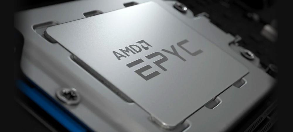 AMD представила 7-нм процессоры EPYC 2-ого поколения