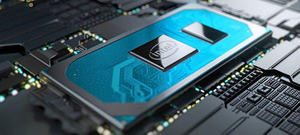 Встроенная графика Intel Core i7-1065G7 обходит видеочип Ryzen 3400G