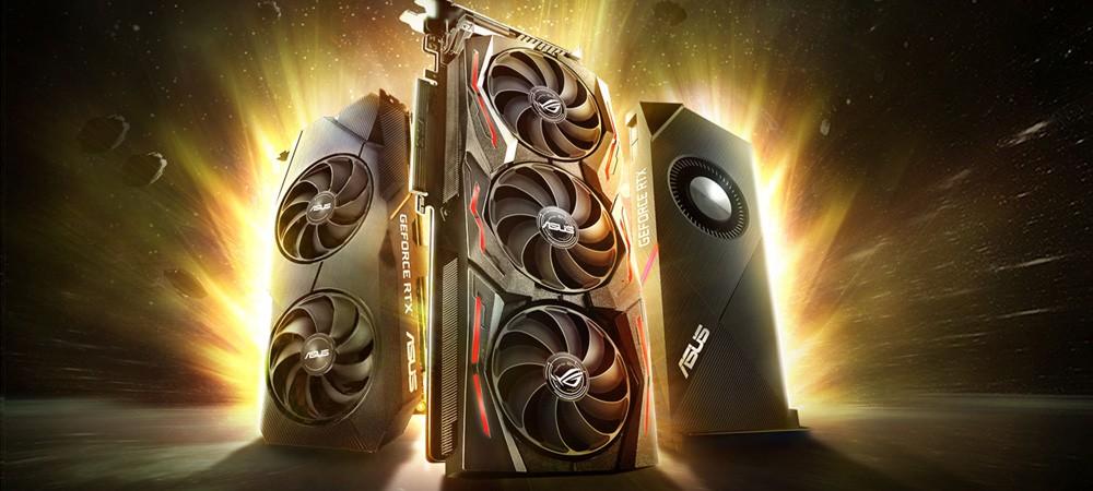 ASUS разрабатывает три исполнения для GTX 1660 Super