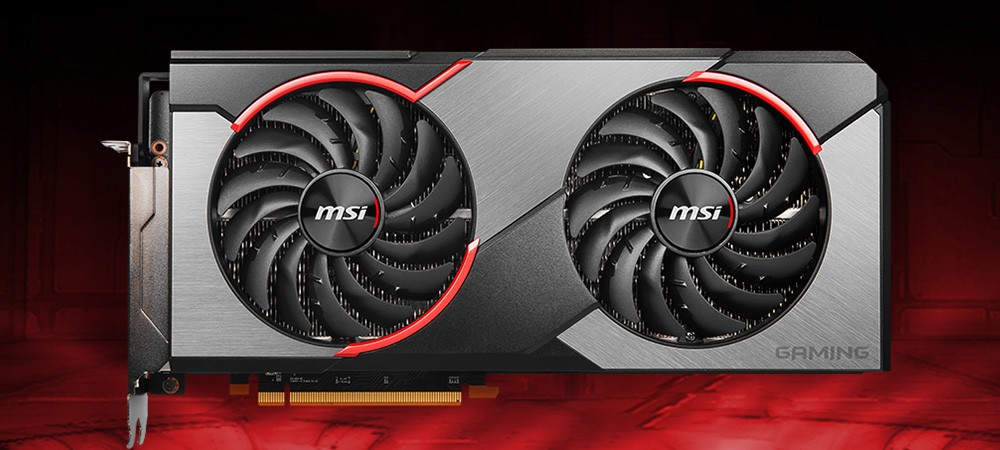 Представлена MSI Radeon RX 5700 Gaming X