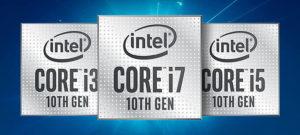10-ое поколение Intel Comet Lake-S получит до 10 ядер