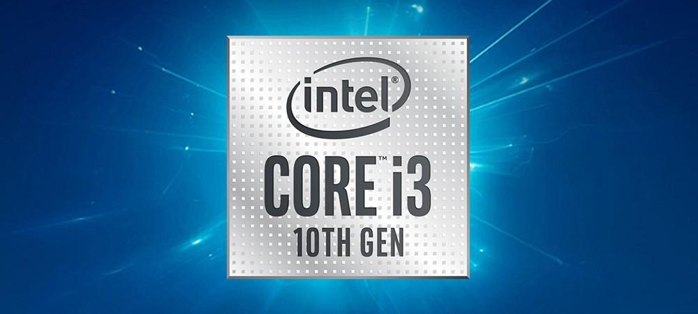 Intel Core i3 10-ого поколения получат поддержку Hyper-Threading