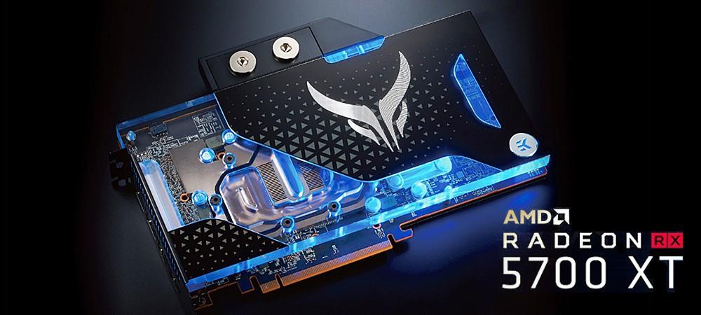 Представлена Radeon RX 5700 XT Liquid Devil с частотой GPU 2070 МГц