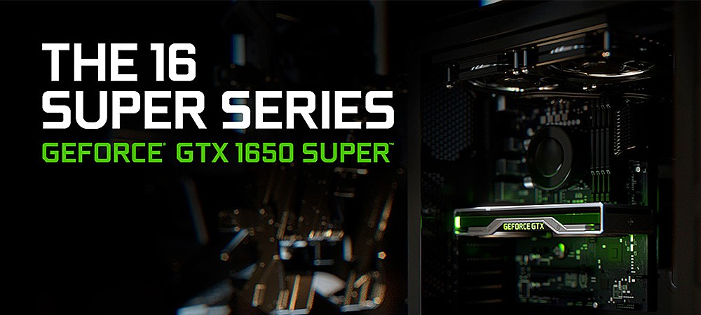Представлена GTX 1650 Super. Новинка обходит GTX 1060