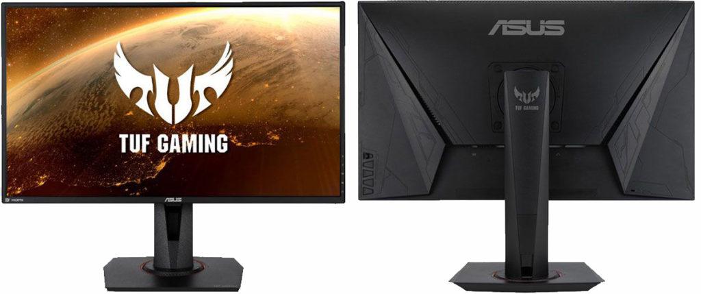 ASUS готовит универсальный монитор TUF Gaming VG279QM с IPS 280 Гц