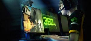 ASUS представила монитор ROG Swift 360 с частотой обновления 360 Гц