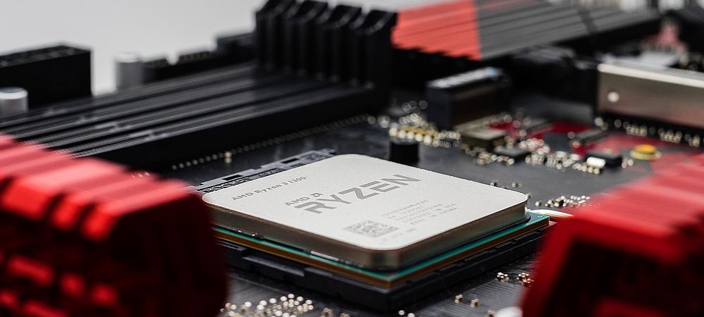 AMD перевала процессор Ryzen 3 1200 на 12-нм техпроцесс и архитектуру Zen+