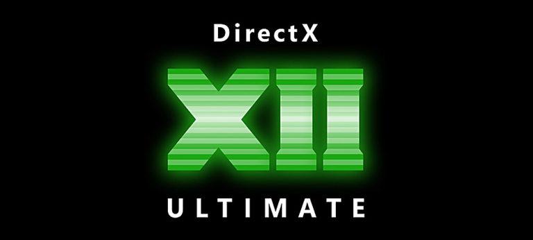 DirectX 12 Ultimate – новый API для видеокарт NVIDIA, AMD и консоли Xbox Series X