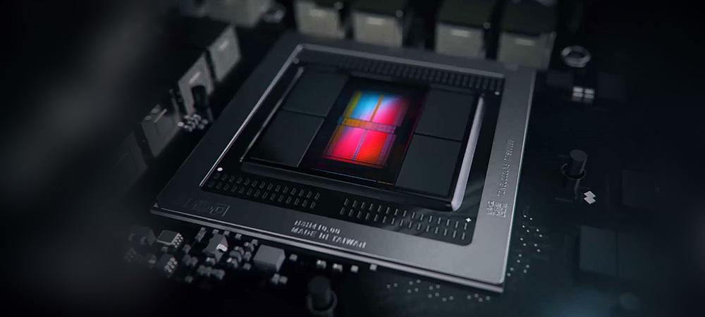 Представлена CDNA - GPU архитектура AMD для ресурсоёмких вычислений