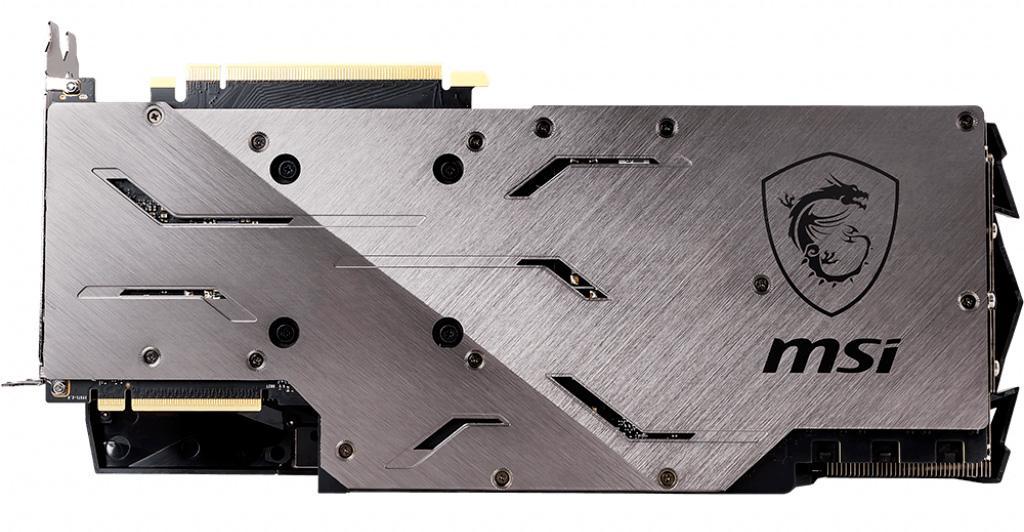Видеокарта MSI RTX 2080 Ti Gaming Z Trio оснащена памятью с рекордной частотой
