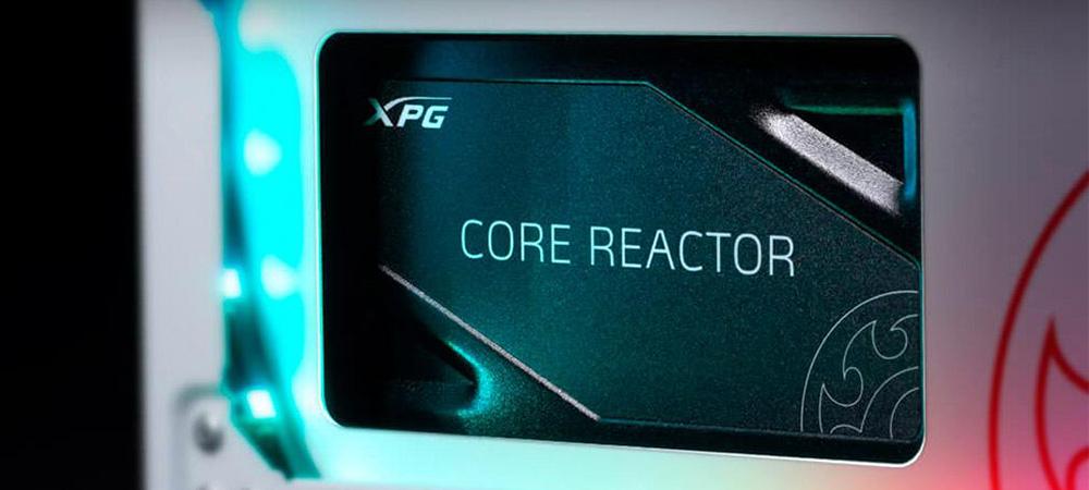 ADATA представила свои первые блоки питания XPG Core Reactor ATX