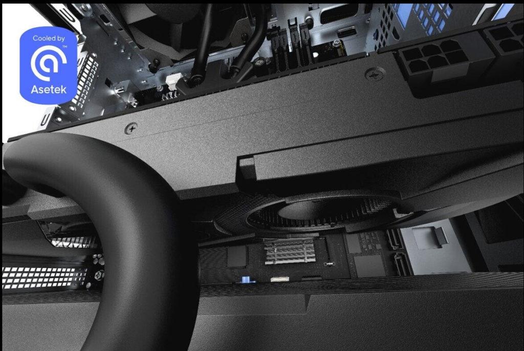 Asetek представила PCI Express-совместимую СЖО для видеокарт