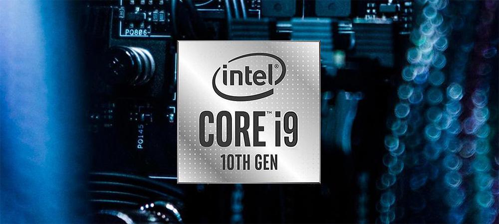 Процессор Intel Core i9-10900K в разгоне до 5,4 ГГц догнал стоковый AMD Ryzen 9 3900X