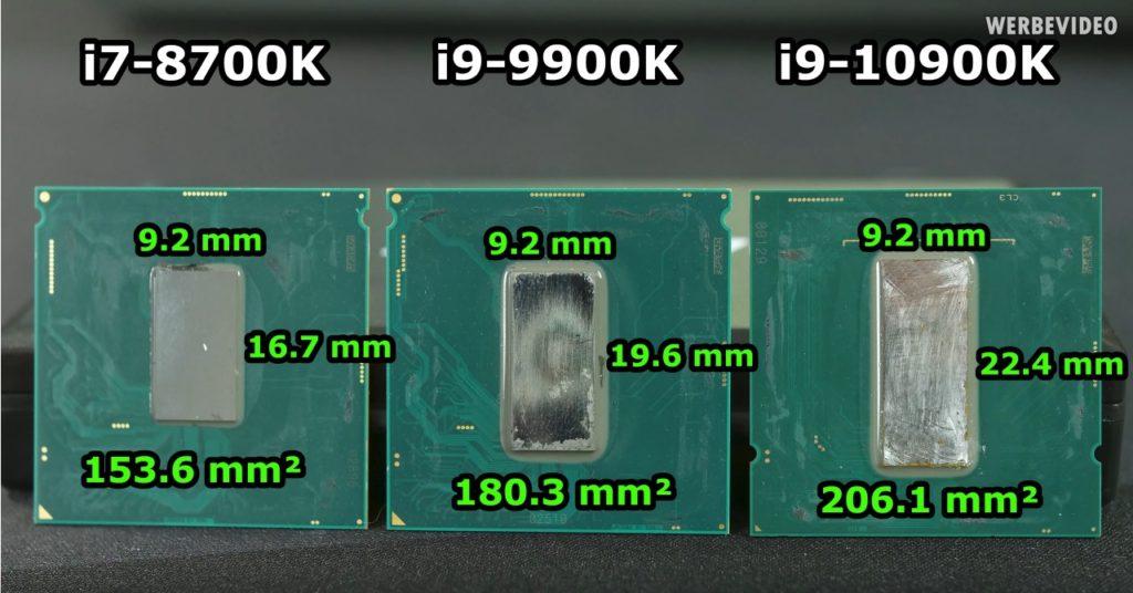 Скальпирование процессора Intel Core i9-10900K имеет место? Как там припой, Intel?