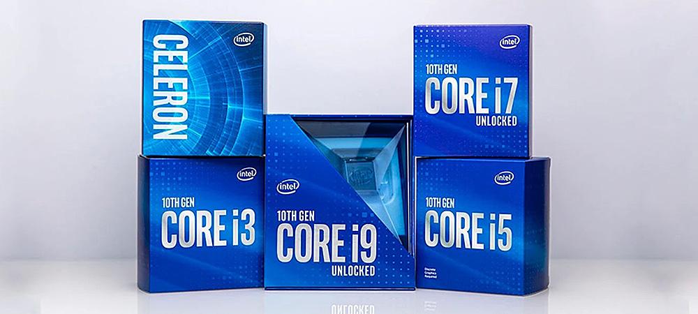 Intel поделилась реальным энергопотреблением процессоров Comet Lake-S