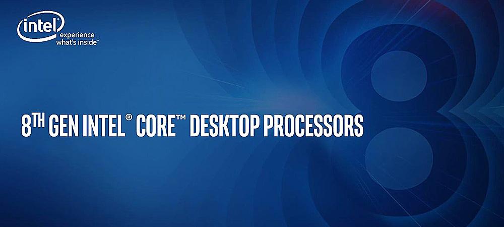 Intel прекратила производство процессоров 8-го поколения Coffee Lake