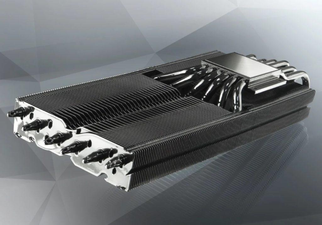 Raijintek представила СО для видеокарт Morpheus 8057 с рассеиванием 360 Вт тепла