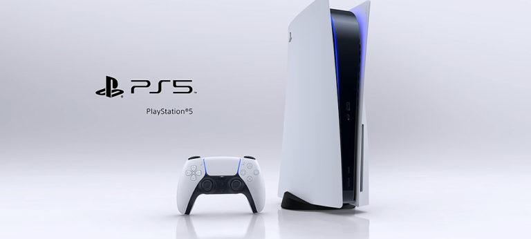 Sony представила дизайн игровой консоли PlayStation 5