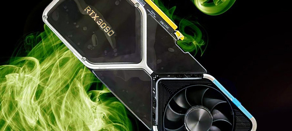 Видеокарта GeForce RTX 3090 станет новым флагманом линейки NVIDIA?