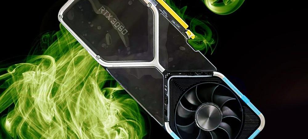 Всплыли фотографии видеокарты NVIDIA GeForce RTX 3080