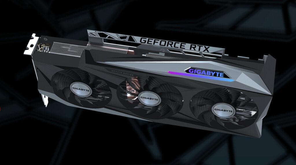 Пользователи видеокарт GeForce RTX 3080 жалуются на сбои и черные экраны во время игры
