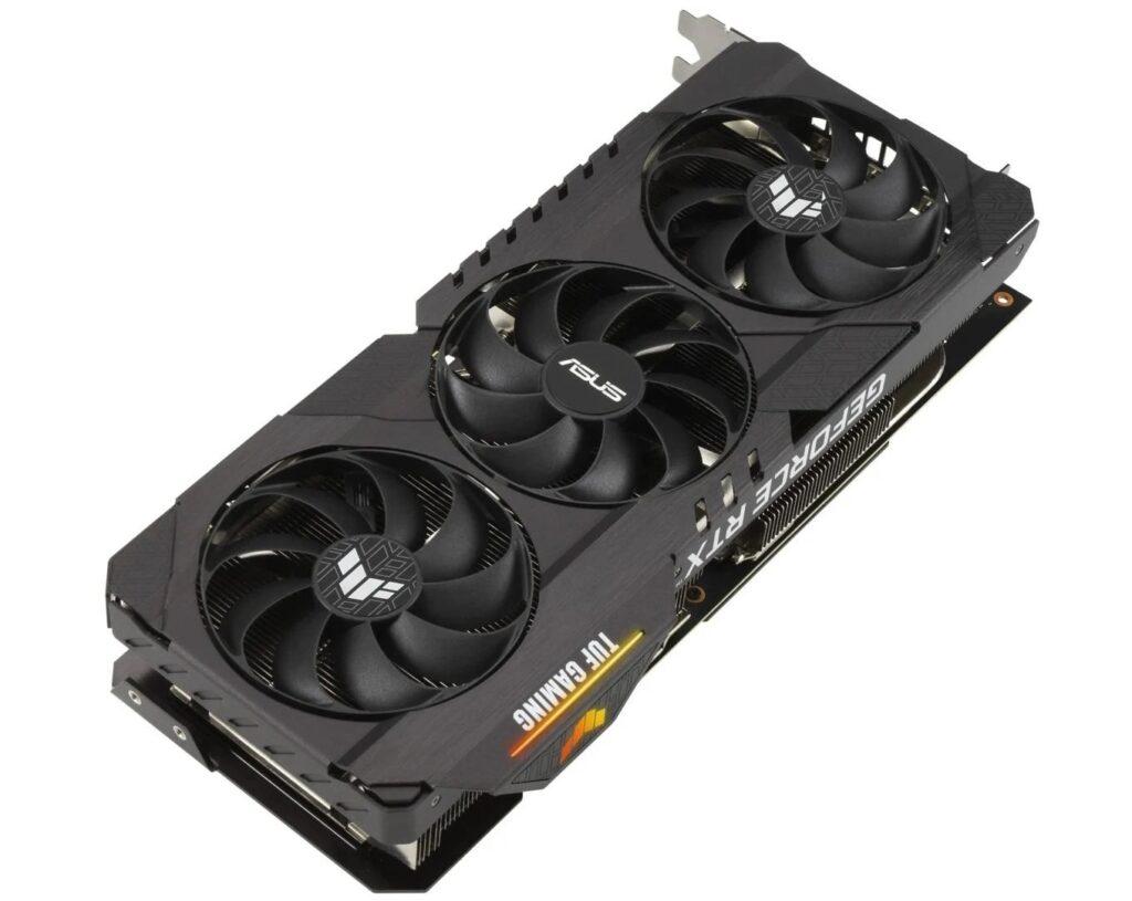 Представлены исполнения видеокарт NVIDIA RTX 3000 от ASUS и Gigabyte