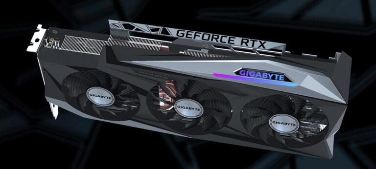 Стала известна причина сбоев в работе видеокарт GeForce RTX 3080 и RTX 3090