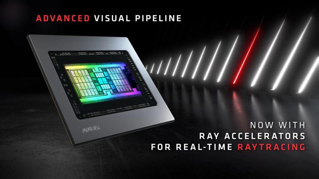 Подробности архитектуры и технологий видеокарт AMD Radeon RX 6000