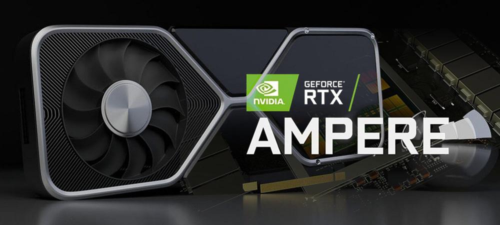 Видеокарта GeForce RTX 3080 20GB поступит в продажу в декабре