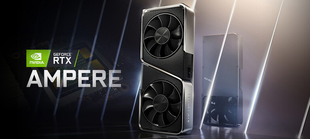Поставки видеокарт GeForce RTX 3070 превысят RTX 3080 и RTX 3090