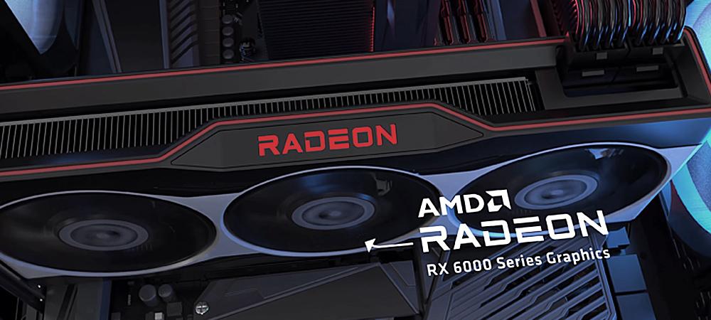Производительность видеокарты Radeon RX 6800 XT в разгоне равна RTX 3090