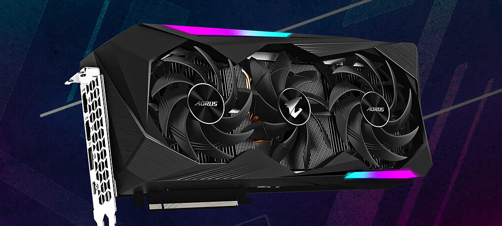 Gigabyte представила свои исполнения видеокарт Radeon RX 6800 XT и RX 6800