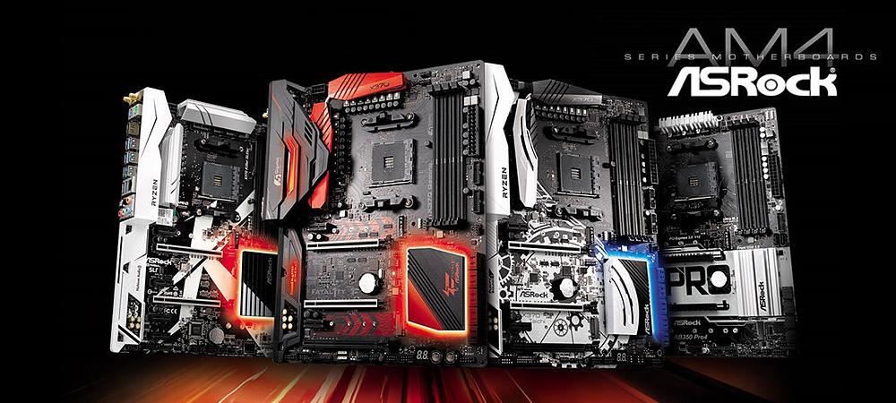 Материнские платы ASRock 300-й серии получат поддержку процессоров Ryzen 5000