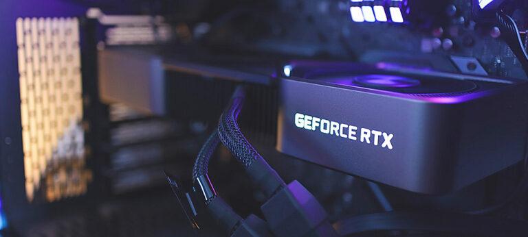 NVIDIA столкнулась с нехваткой чипов для видеокарт GeForce RTX 3000