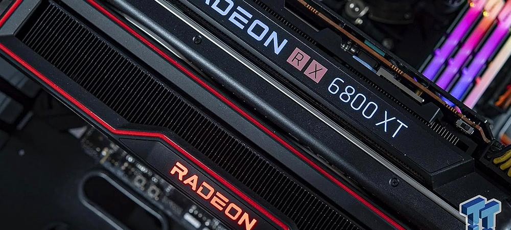 Пара видеокарт Radeon RX 6800 XT в режиме mGPU обошла GeForce RTX 3090
