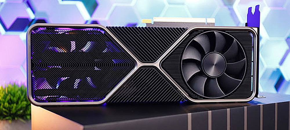 Старт продаж видеокарты GeForce RTX 3080 Ti в феврале, RTX 3060 - в январе