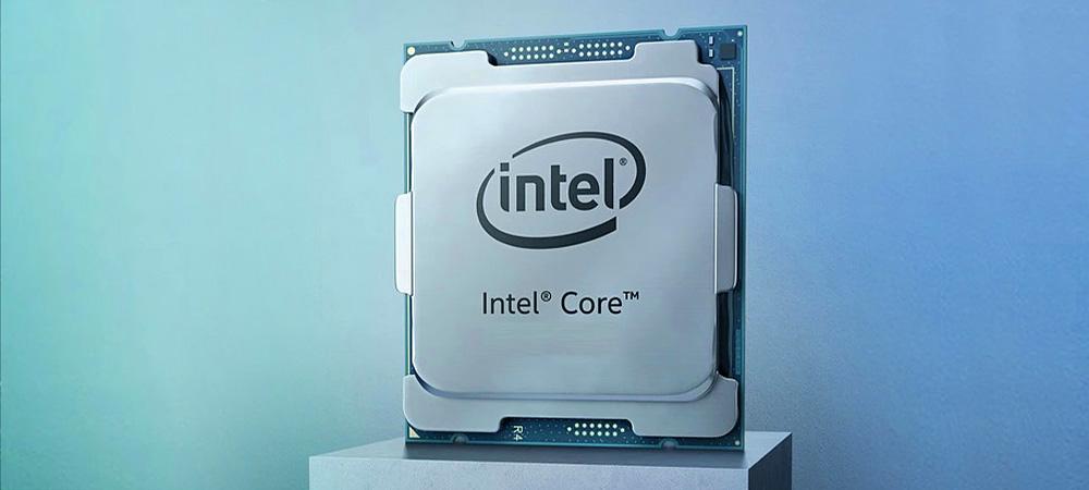 В сеть утекли характеристики процессоров Intel Rocket Lake-S 11-го поколения
