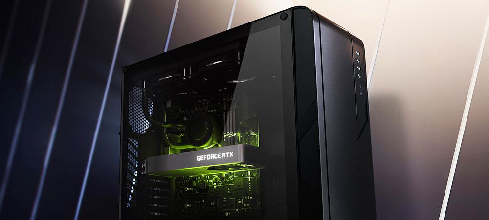 NVIDIA представила видеокарту GeForce RTX 3060 12GB за 329 $