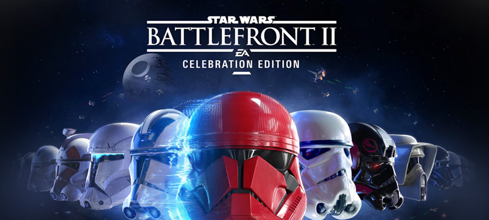 Star Wars Battlefront II: Celebration Edition раздаётся бесплатно в Epic Games Store