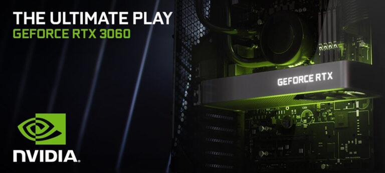 Цены на видеокарту GeForce RTX 3060 в Европе завышены ещё до старта продаж