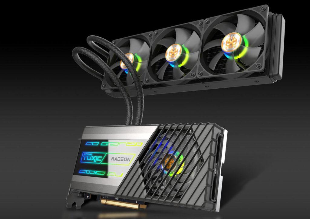 Sapphire представила видеокарту TOXIC Radeon RX 6900 XT Limited Edition