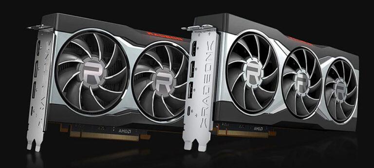 Видеокарта Radeon RX 6600 XT получит объём видеопамяти в 12 ГБ?