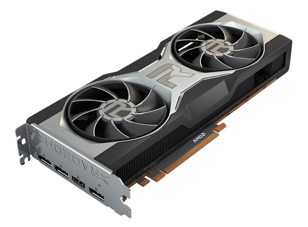 AMD представила видеокарту Radeon RX 6700 XT 12GB. Быстрее GeForce RTX 3070