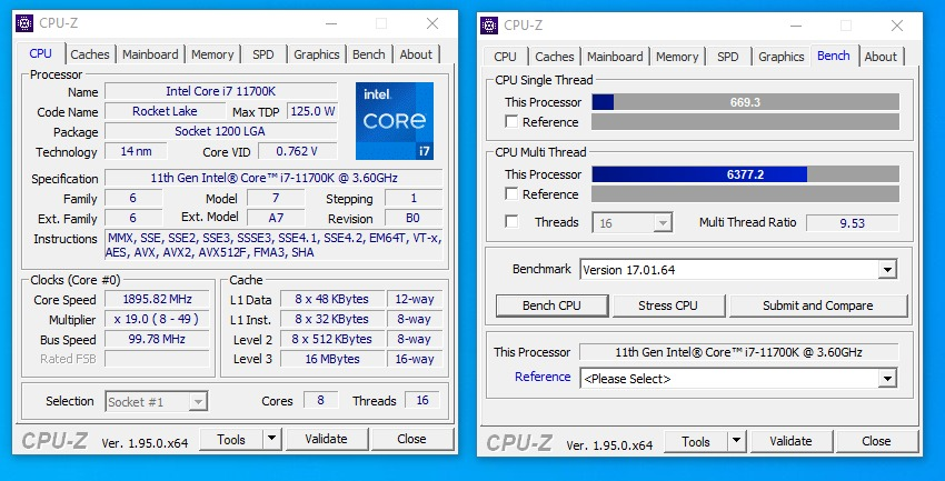 Процессор Intel Core i7-11700K Rocket Lake-S уже продаётся в немецких магазинах. Первые тесты