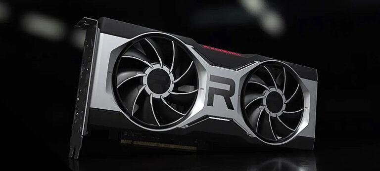 Утечка тестов видеокарты Radeon RX 6700 XT с использованием трассировки лучей