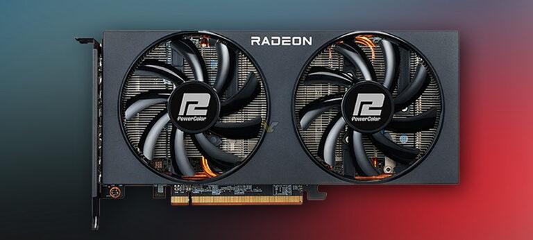 Видеокарта PowerColor Radeon RX 6700 Fighter получит 6 ГБ памяти GDDR6